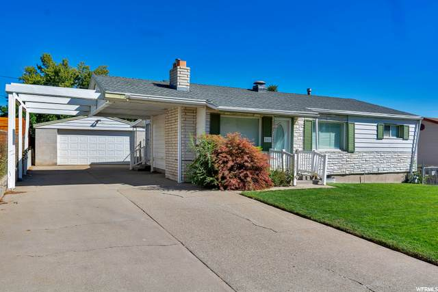 5066 W 5360 S, Salt Lake City, UT 84118 (#1702190) :: Big Key Real Estate