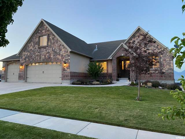 2086 S Ruger Dr W, Saratoga Springs, UT 84045 (#1702219) :: Doxey Real Estate Group