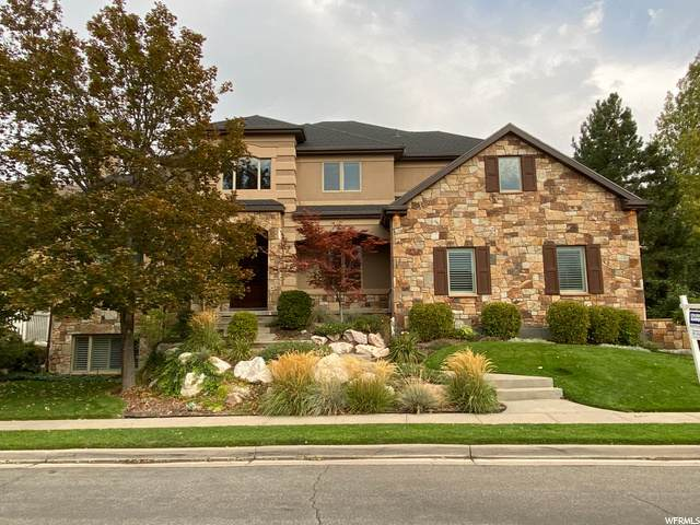 29 S Fairway Dr, North Salt Lake, UT 84054 (#1702484) :: Doxey Real Estate Group