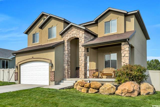 928 W Prairie Dog Way, Saratoga Springs, UT 84045 (#1702522) :: Gurr Real Estate