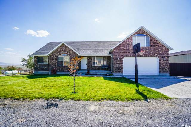 2775 W Deer Run Dr, Stockton, UT 84071 (#1702551) :: Doxey Real Estate Group