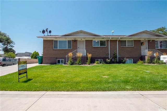 1165 N 500 W, Lehi, UT 84043 (#1702803) :: Big Key Real Estate