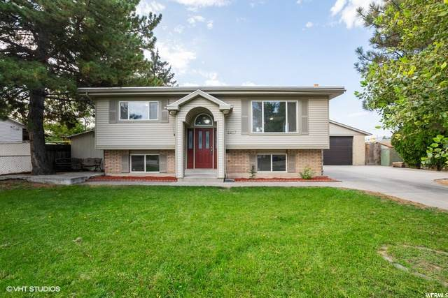 4467 W Nancy Dr S, West Valley City, UT 84120 (#1702958) :: Red Sign Team
