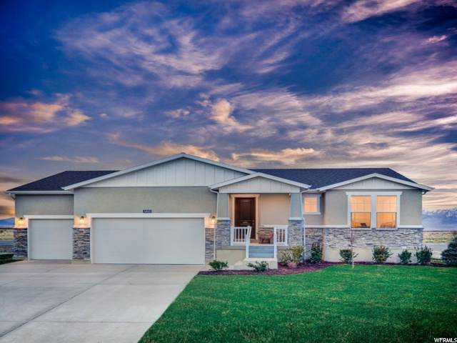 5893 N Lafayette Dr, Stansbury Park, UT 84074 (#1702970) :: The Fields Team