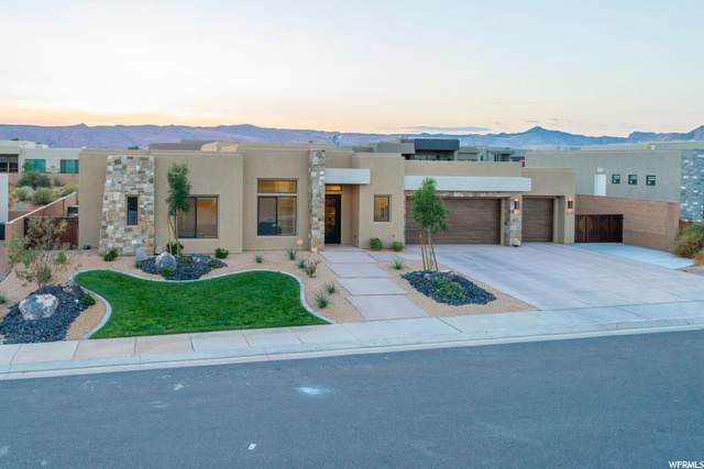 5339 N Hidden Pinyon Dr, St. George, UT 84770 (#1702974) :: The Fields Team