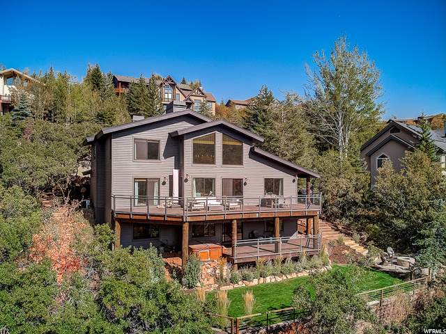7562 Tall Oaks Dr, Park City, UT 84098 (#1703075) :: Powder Mountain Realty