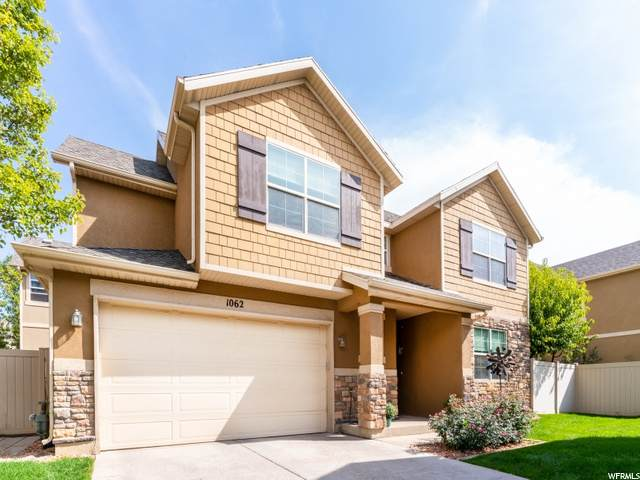 1062 N Darcy Dr W, North Salt Lake, UT 84054 (#1703165) :: Belknap Team