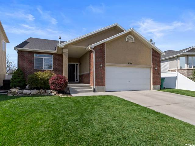 8384 S 6465 W, West Jordan, UT 84081 (#1703237) :: Doxey Real Estate Group