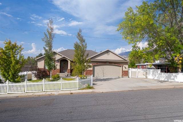 225 E 2200 S, Bountiful, UT 84010 (#1703301) :: The Fields Team