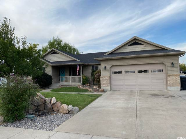 893 W 2880 S, Nibley, UT 84321 (#1703375) :: Colemere Realty Associates