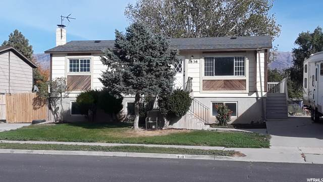 1836 N 1200 W, Lehi, UT 84043 (#1703391) :: Big Key Real Estate