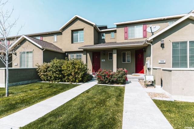 396 E Vancott Way N #406, Stansbury Park, UT 84074 (#1703656) :: Bustos Real Estate | Keller Williams Utah Realtors