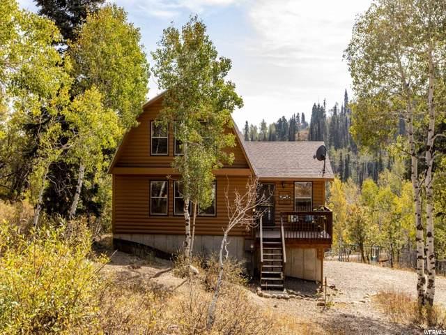 1781 W Elk Rd D-87, Coalville, UT 84017 (MLS #1703677) :: High Country Properties