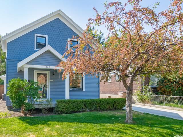 460 E Bryan Ave S, Salt Lake City, UT 84115 (MLS #1703697) :: Lawson Real Estate Team - Engel & Völkers