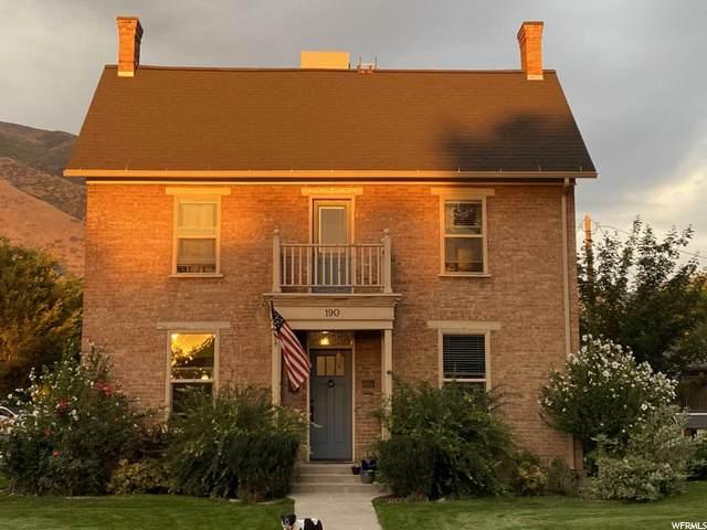 190 N 300 E, Springville, UT 84663 (#1703804) :: Big Key Real Estate