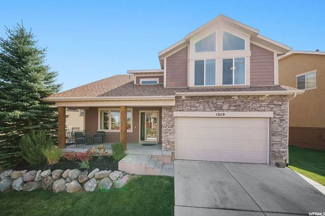 15119 S Eagle Chase Dr, Draper, UT 84020 (#1703930) :: Gurr Real Estate