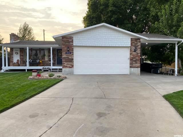 916 S 870 E, Springville, UT 84663 (#1703966) :: Big Key Real Estate