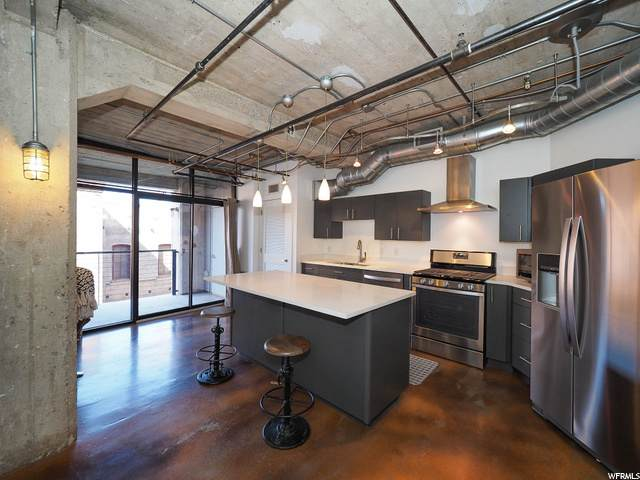 328 W 200 S #307, Salt Lake City, UT 84101 (MLS #1704292) :: Lawson Real Estate Team - Engel & Völkers
