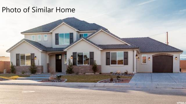 2250 E Tawny Ridge Dr, St. George, UT 84790 (#1704605) :: Colemere Realty Associates