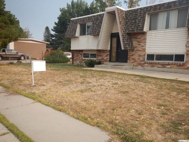 3987 W 4990 S, Taylorsville, UT 84129 (#1704677) :: Doxey Real Estate Group