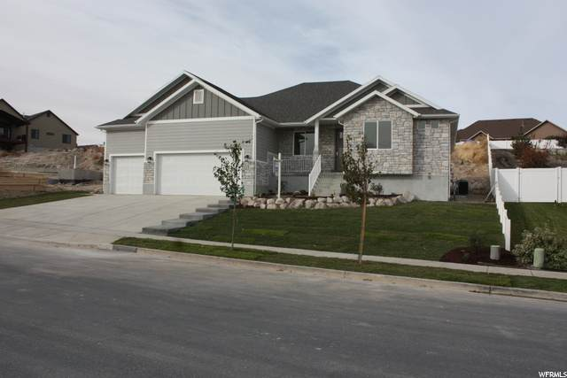 8672 S Millrace Bend Rd, West Jordan, UT 84088 (#1704844) :: Colemere Realty Associates