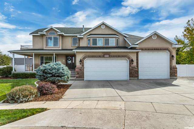 4721 W Copper Dale Pl, West Jordan, UT 84088 (#1705042) :: Belknap Team