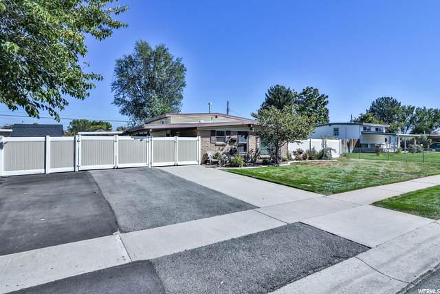 5069 S Cheerful Dr, Salt Lake City, UT 84123 (#1705144) :: McKay Realty