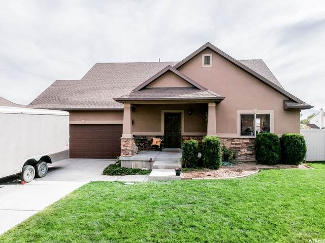 8327 S Boulder Creek Rd W, West Jordan, UT 84081 (#1705246) :: McKay Realty