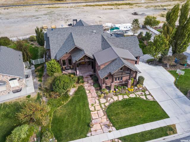 11877 S Reeves Ln W, Riverton, UT 84065 (#1705250) :: EXIT Realty Plus