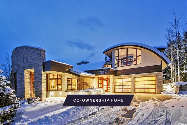 1347 Golden Way, Park City, UT 84060 (#1705313) :: Doxey Real Estate Group