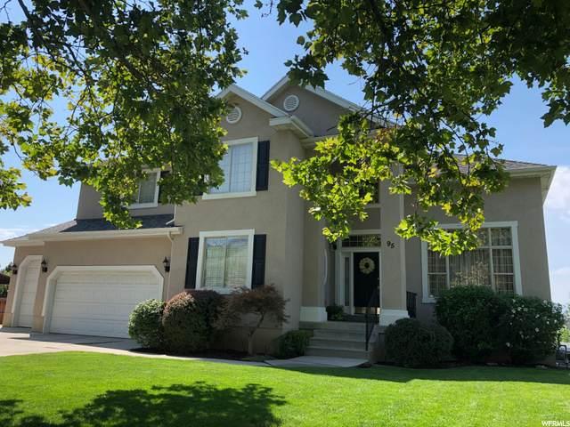 95 S 1200 E, Lindon, UT 84042 (#1705337) :: Gurr Real Estate