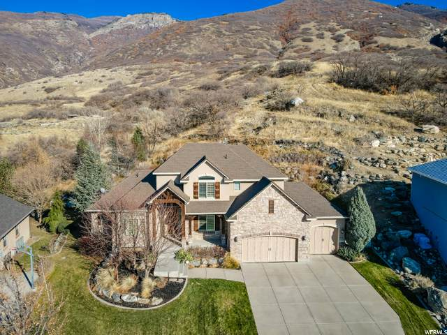 532 E Island View Cir S, Farmington, UT 84025 (#1705384) :: Big Key Real Estate
