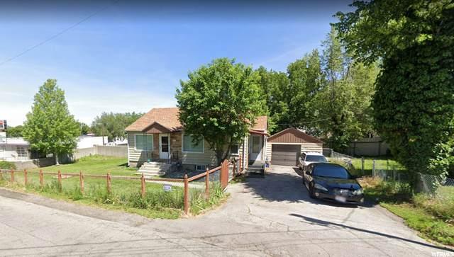 1717 E Woodside Dr, Salt Lake City, UT 84124 (MLS #1705389) :: Jeremy Back Real Estate Team