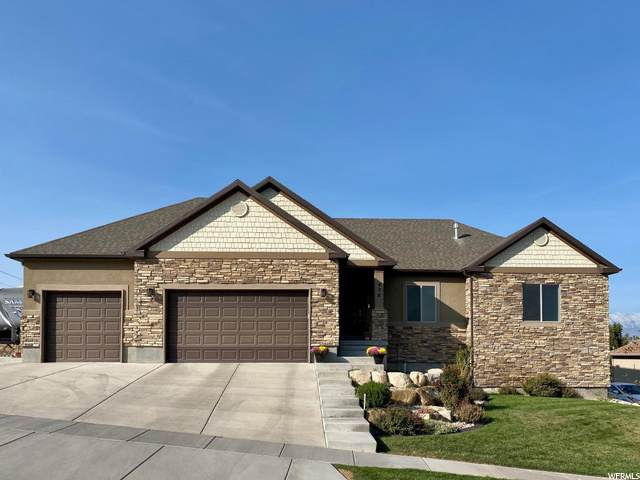 438 W Stillwater Dr S, Saratoga Springs, UT 84045 (#1706782) :: RE/MAX Equity