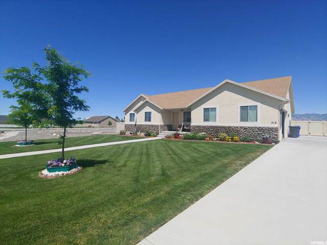 513 Gold Dust Rd, Grantsville, UT 84029 (#1706871) :: The Fields Team