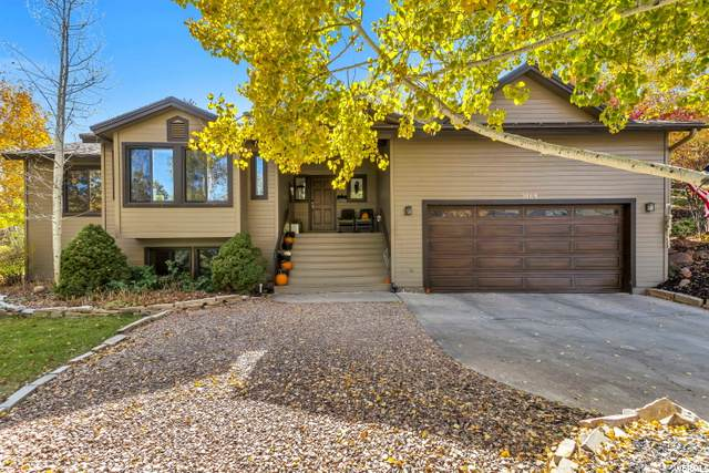 3865 Lariat Rd, Park City, UT 84098 (#1707072) :: Gurr Real Estate