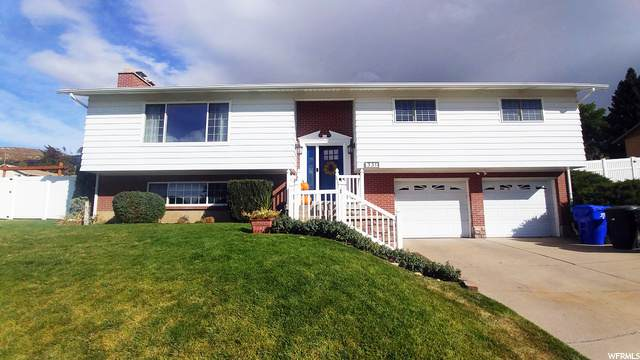331 S 1350 E, Bountiful, UT 84010 (#1707325) :: The Perry Group