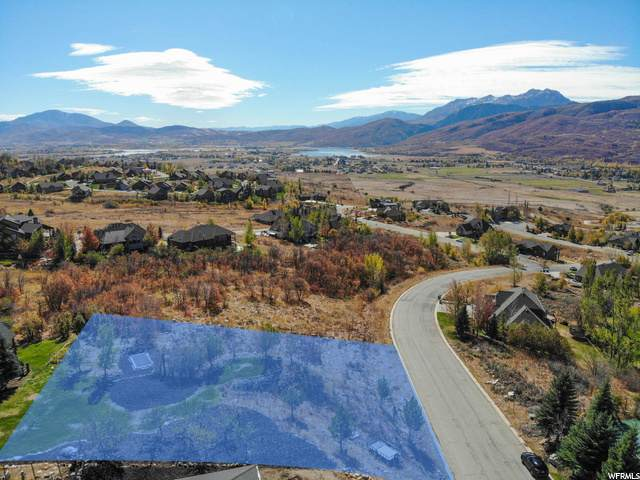 3668 N Elkridge Trl Lot 1 #1, Eden, UT 84310 (#1707872) :: Red Sign Team