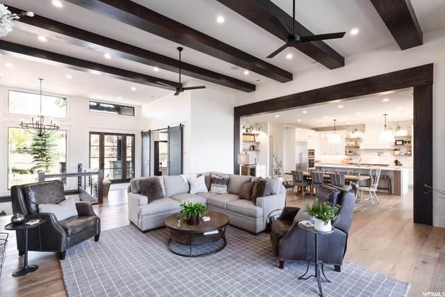89 W Vista Ridge Rd, Kamas, UT 84036 (#1707998) :: Doxey Real Estate Group
