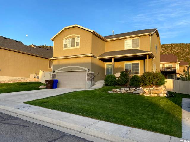 6927 N Kiowa Pkwy, Eagle Mountain, UT 84005 (#1708189) :: Powder Mountain Realty