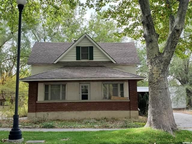 549 N Main W, Brigham City, UT 84302 (#1708326) :: RE/MAX Equity