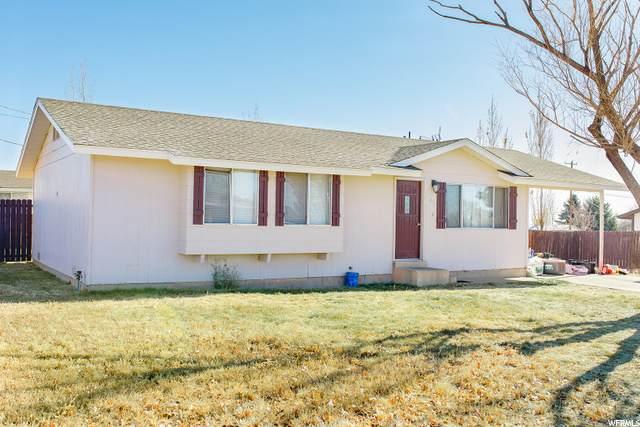 430 N 400 W, Blanding, UT 84511 (MLS #1708730) :: Lookout Real Estate Group