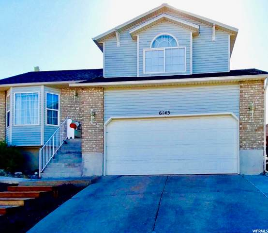 6143 W Pine Valley Ln, West Valley City, UT 84118 (#1708906) :: McKay Realty