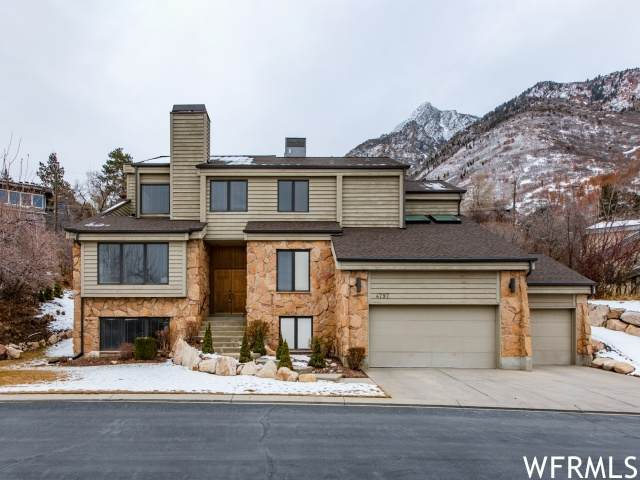 4797 S Mountain Ln, Salt Lake City, UT 84124 (#1708908) :: Big Key Real Estate