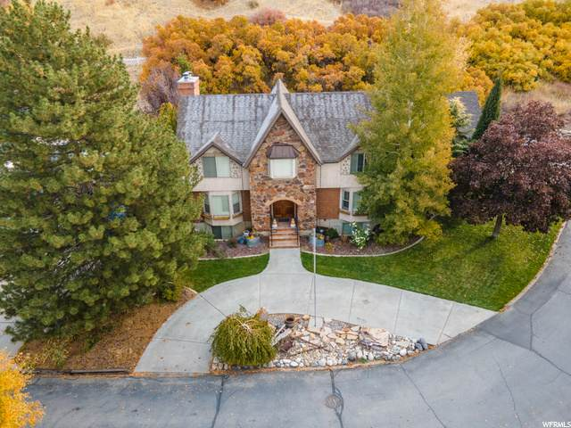1997 E Forest Creek Ln, Salt Lake City, UT 84121 (#1709160) :: Powder Mountain Realty