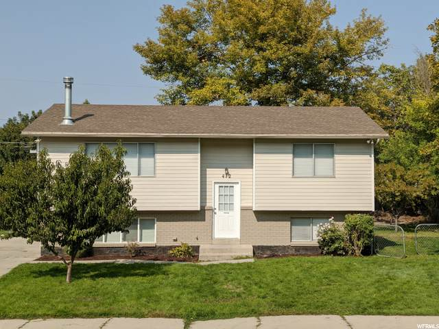 412 W Mahogany Dr, American Fork, UT 84003 (#1709282) :: Red Sign Team
