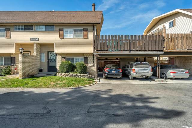 1822 W Homestead Farms Ln S #2, West Valley City, UT 84119 (#1709639) :: Red Sign Team