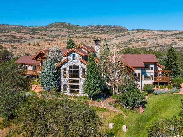 347 Greener Hills Ln #34, Heber City, UT 84032 (#1709749) :: Powder Mountain Realty