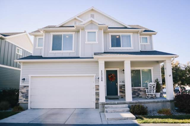 15246 S Artillery Plac W #443, Bluffdale, UT 84065 (#1710098) :: Gurr Real Estate