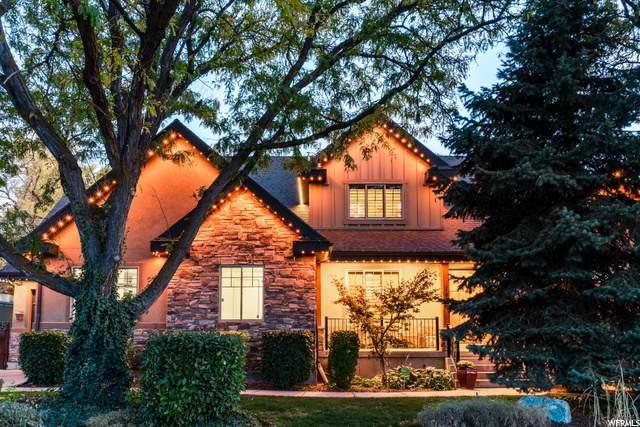 1536 E 3970 S, Salt Lake City, UT 84124 (#1710152) :: Gurr Real Estate